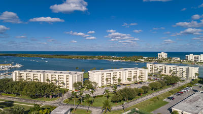 Tequesta Condo Contingent: 300 Intracoastal Place #201