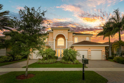 West Palm Beach Single Family Home For Sale: 749 Edgebrook Lane