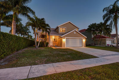 Boca Raton Single Family Home For Sale: 22170 Sands Point Drive