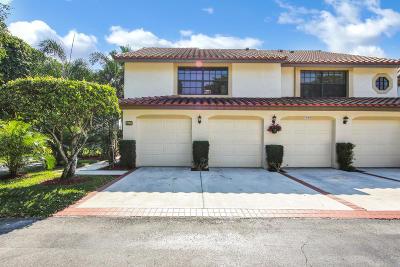 Boca Raton Condo For Sale: 7700 La Mirada Drive