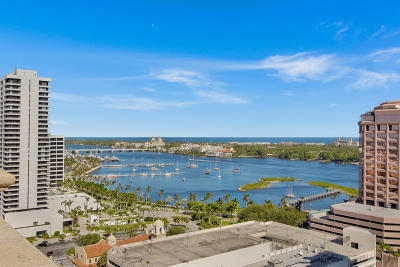 West Palm Beach Condo For Sale: 801 S Olive Avenue #413