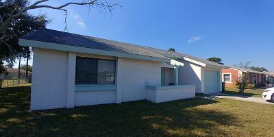 Port Saint Lucie Single Family Home For Sale: 2178 SE Sunflower Street