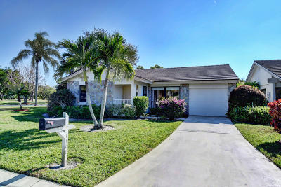Palm City Single Family Home For Sale: 4100 SW Egret Pond Terrace