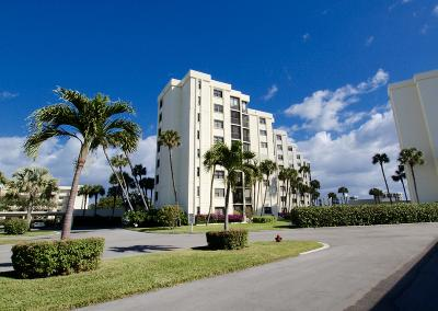 Tequesta Condo For Sale: 19800 Sandpointe Bay Drive #505