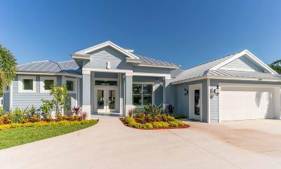 Hobe Sound Single Family Home For Sale: Tbd SE Circle Street