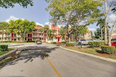 Lake Worth, Lakeworth Rental For Rent: 4345 Trevi Court #207