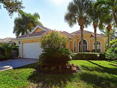 Palm Beach Gardens Single Family Home For Sale: 4704 Dovehill Drive