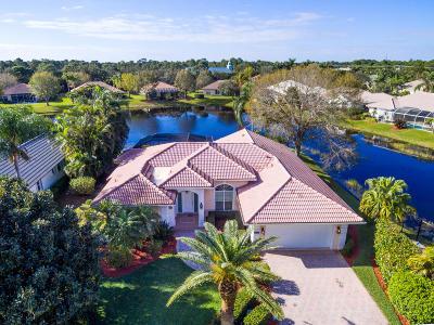 Port Saint Lucie Single Family Home For Sale: 1711 SW Mockingbird Drive