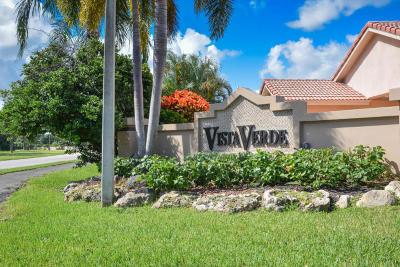 Boca Raton Rental For Rent: 6621 Pond Apple Road