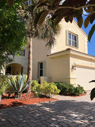 Palm Beach Gardens Single Family Home For Sale: 189 Isle Verde Way