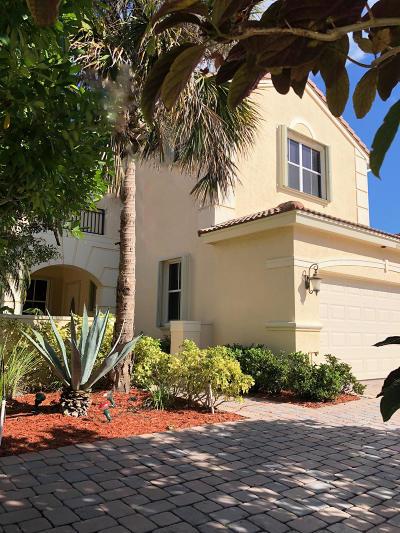 Palm Beach Gardens Single Family Home For Sale: 189 Isle Verde Way