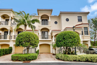 Townhouse Sold: 404 Del Sol Circle