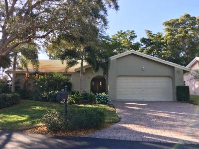 Boca Raton Single Family Home For Sale: 5558 Cameo Drive