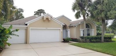 Jensen Beach Single Family Home For Sale: 434 NW Dewburry Terrace