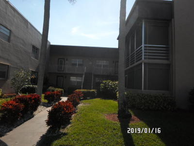 Delray Beach Condo For Sale: 84 Burgundy B