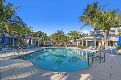 Juno Beach Condo Contingent: 911 Bay Colony Drive S