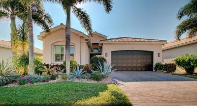 Boynton Beach FL Single Family Home For Sale: $575,000