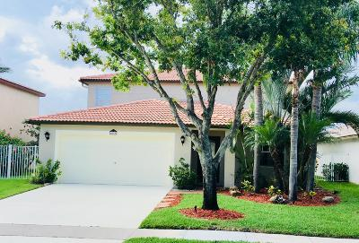Lake Worth, Lakeworth Single Family Home For Sale: 6689 Rivermill Club Drive