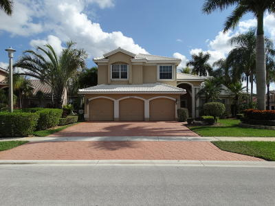 Boca Raton Rental For Rent: 19520 Preserve Drive