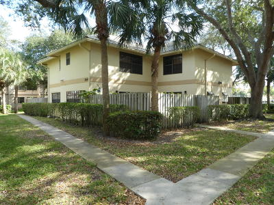 Delray Beach Townhouse For Sale: 2940 SW 22nd Circle #9d