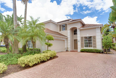 West Palm Beach Rental For Rent: 8336 Heritage Club Drive