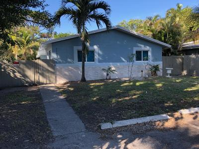 Fort Lauderdale Rental For Rent: 1107 NW 7 Avenue