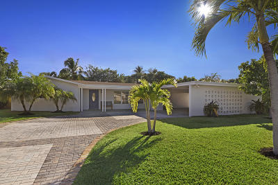 Boynton Beach Single Family Home For Sale: 714 SW 25th Avenue