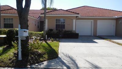 Boca Raton Single Family Home For Sale: 8112 Via Di Veneto