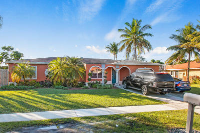 Boca Raton Single Family Home For Sale: 22045 Aquila Street