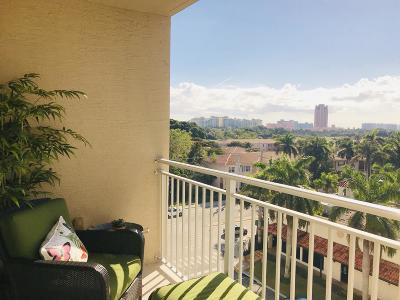 Boca Raton Condo For Sale: 99 SE Mizner Boulevard #621