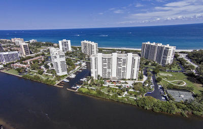 Sea Ranch, Sea Ranch Club Of Boca, Sea Ranch Club Of Boca Condo 2, Sea Ranch Club Of Boca I Condo, Sea Ranch Club Of Boca Ii Condo, Sea Ranch Club Of Boca Iii Condo Condo For Sale: 4201 Ocean Boulevard #C-1504