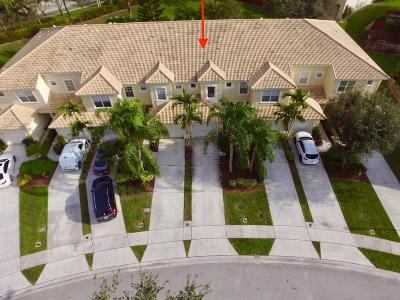 Boynton Beach Townhouse For Sale: 8080 Briantea Drive