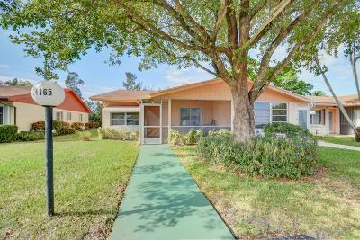 Delray Beach Single Family Home For Sale: 14165 Campanelli Drive