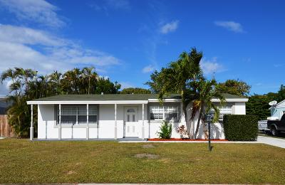 Palm Beach Gardens Single Family Home For Sale: 4325 Bellewood Street