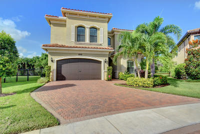 Delray Beach Single Family Home For Sale: 16938 Bridge Crossing Circle