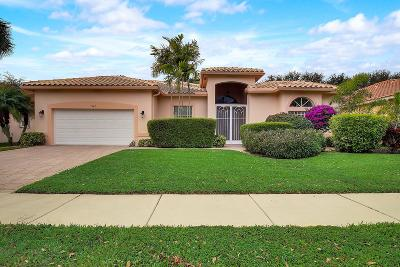 Boynton Beach Single Family Home For Sale: 5342 Landon Circle