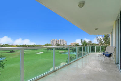 Townsend Place Condo For Sale: 550 SE Mizner Boulevard #B-403