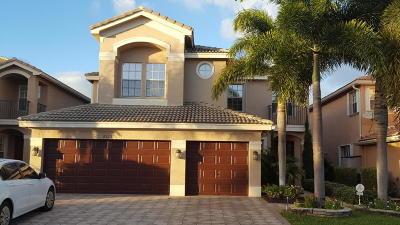Boynton Beach Rental For Rent: 8532 Breezy Hill Drive