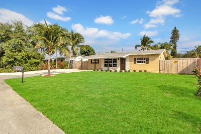 Pompano Beach Single Family Home For Sale: 3240 NE 10 Avenue