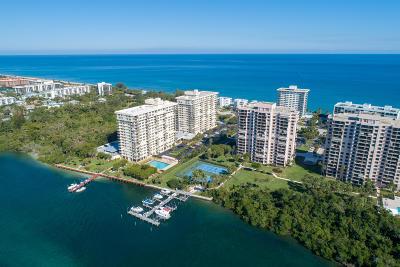 Boca Raton Condo For Sale: 2121 Ocean Boulevard #902e