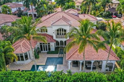 Palm Beach Gardens FL Single Family Home For Sale: $3,295,000