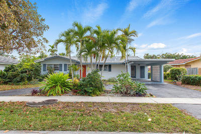 Boca Raton Single Family Home For Sale: 1186 SW 5th Street