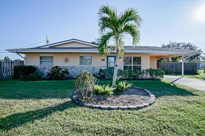 Port Saint Lucie Single Family Home For Sale: 108 SE Soneto Court