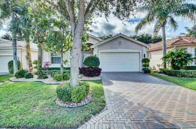 Delray Beach Single Family Home For Sale: 6674 Camarillo Terrace Lane