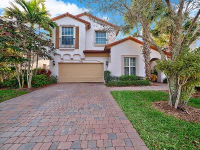 Palm Beach Gardens Single Family Home For Sale: 1502 Carafe Court