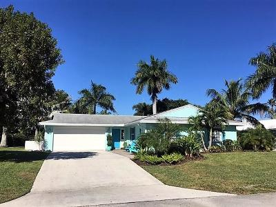 Delray Beach Single Family Home For Sale: 715 Sunshine Drive