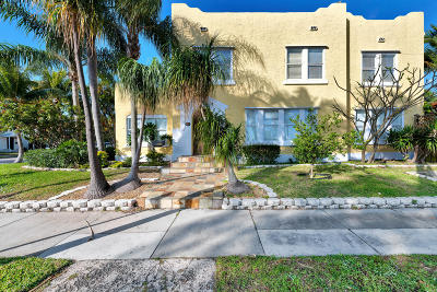 West Palm Beach Single Family Home For Sale: 501 38th Street