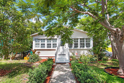 Lake Worth Single Family Home For Sale: 101 S C Street