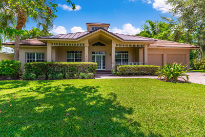Stuart Single Family Home For Sale: 3734 SE Bent Banyan Way
