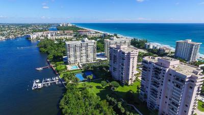 Boca Raton Condo For Sale: 2001 Ocean Boulevard #1005